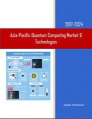 Quantum Computing Asia Pacific 2017-2024