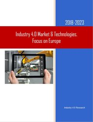 Industry 4.0 Market. Focus on Europe 2018-2023 Cover