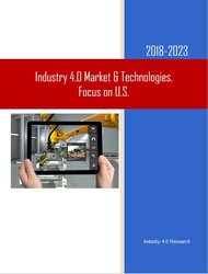 Industry 4.0 Market. Focus on USA 2018-2023 Cover
