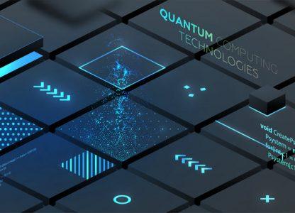 Quantum Tech sample image