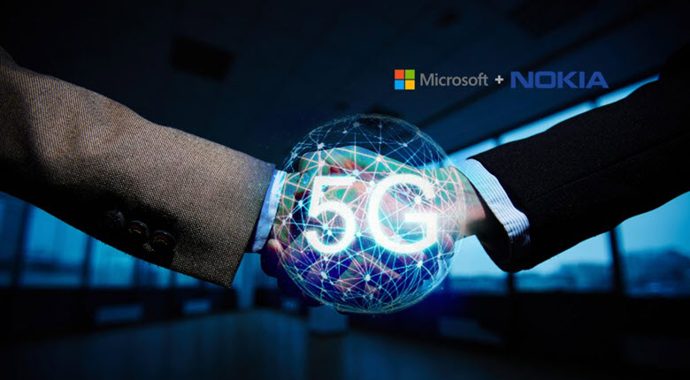 Nokia & Microsoft cooperation image
